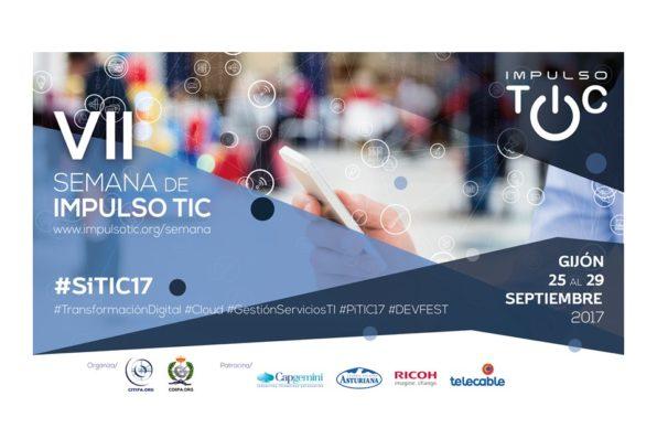 Cartel Semana Impulso TIC 2017