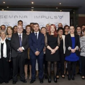Galardonados Premios de Impulso TIC 2015