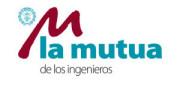 Logo de la mútua de ingenieros
