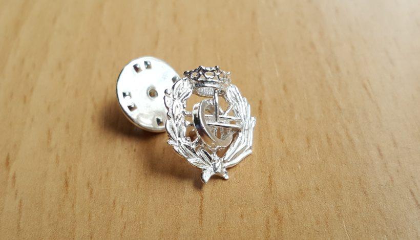 Pin insignia COIIPA 1