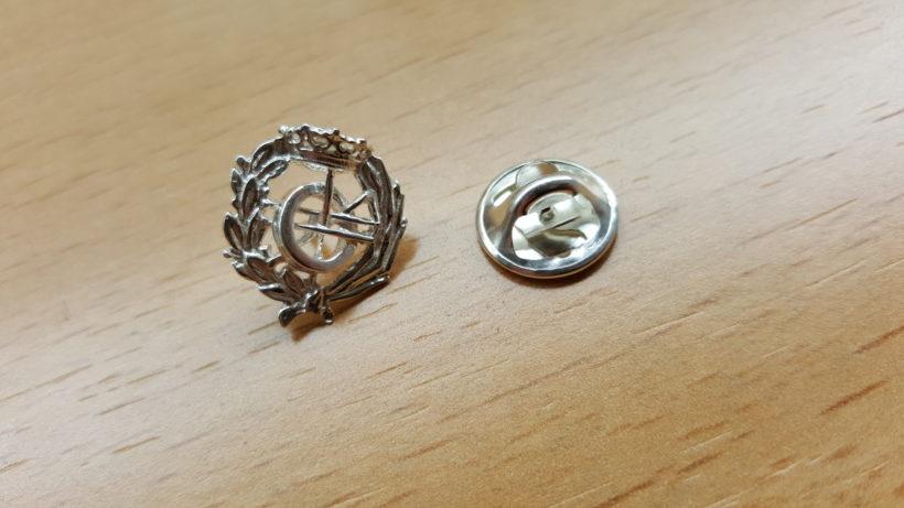 Pin insignia COIIPA 2