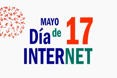 Cartel Día de Internet