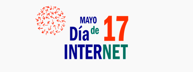 Cartel Día de Internet