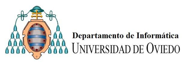 Logo Departamento Informática Universidad de Oviedo