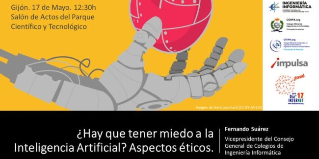 Inteligencia Artificial. Aspectos éticos.