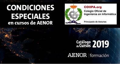 Banner cursos AENOR