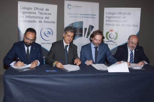 Firma acuerdo formación AENOR