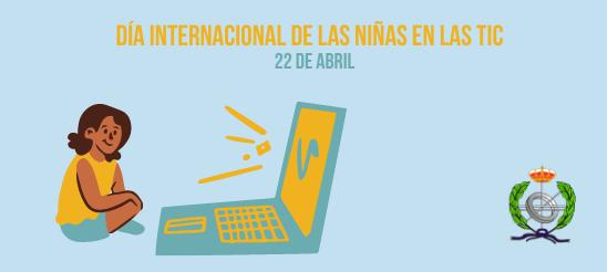 Dia Internacional de las niñas en las TIC
